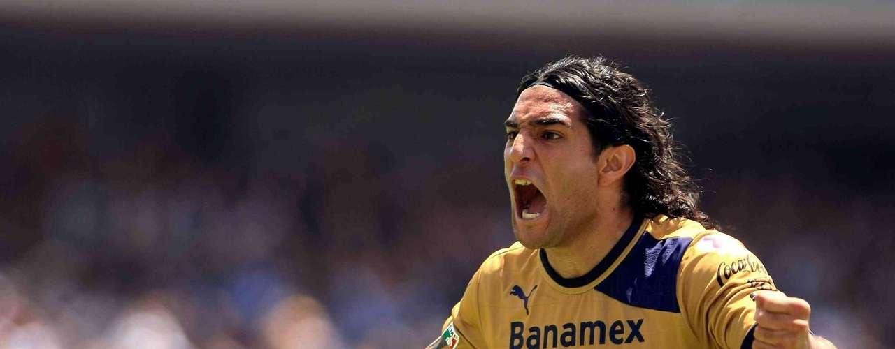 Martín Bravo siempre es un jugador peligroso, su velocidad puede ser letal ante la defensa de las Chivas