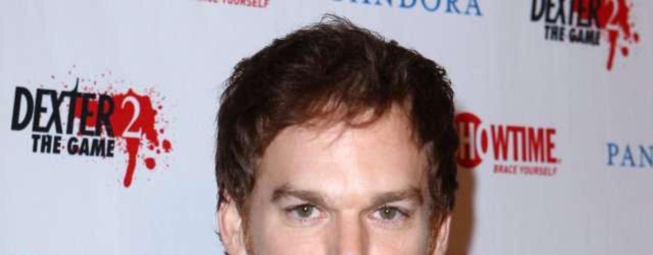 Michael C. Hall - Dexter. Para muchos es increíble que el protagonista de la serie Dexter nunca haya logrado un premio de esta categoría. Sus personajes en las series Six Feet Ander y la mencionada Dexter le han valido nominaciones pero nunca lo han llevado al triunfo.