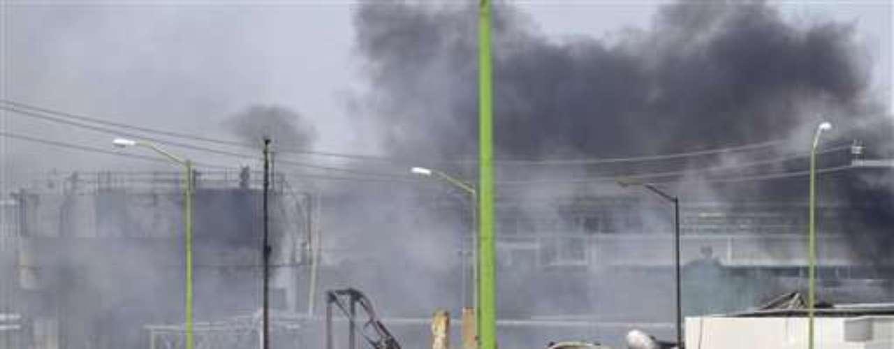 La fiscalía federal se sumó a las pesquisas sobre las causas del incendio en la planta, en el estado de Tamaulipas, en el norte del país, luego que el presidente Felipe Calderón pidió una investigación sobre las causas del desastre, en el que se reportaron hasta 26 muertos en el mismo día.