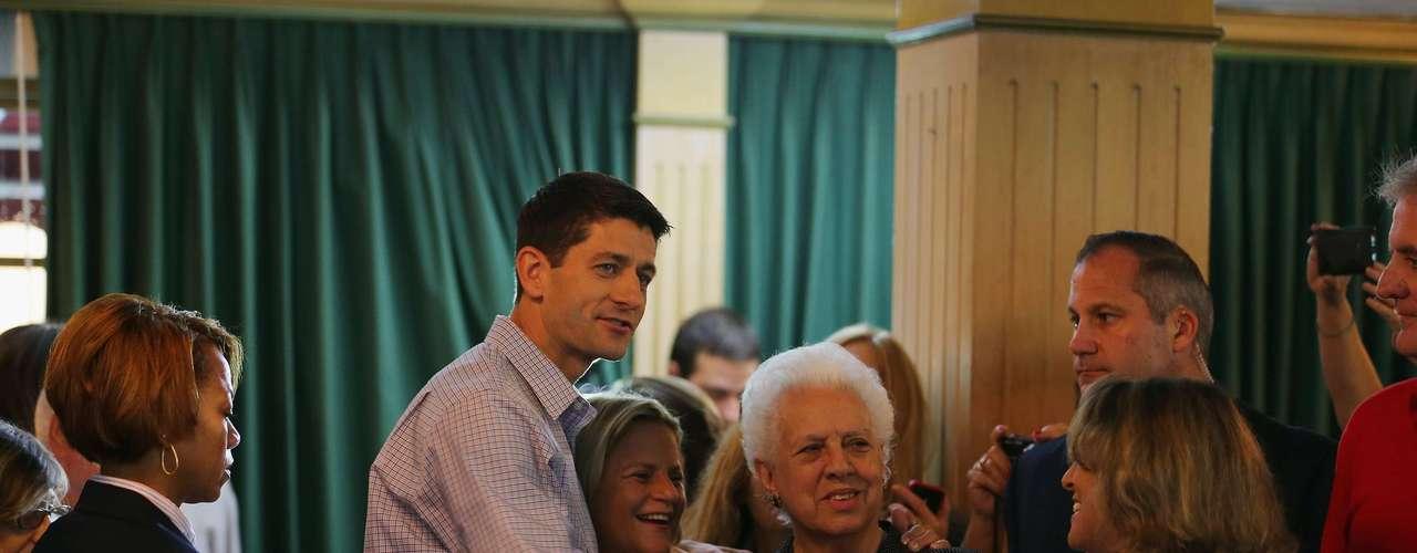 Durante la visita del sábado, Ryan se comprometió a reforzar las medidas en contra del gobierno cubano y apoyar a los opositores pacíficos.