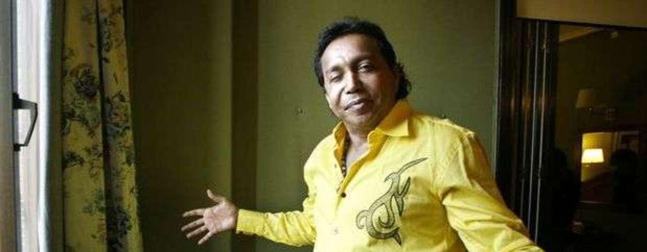Diomedes Díaz. El Cacique de la Junta está nominado a Mejor Álbum Vallenato / Cumbia.