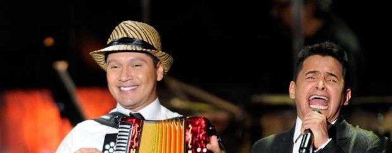 Jorge Celedón. El mundialista competirá con cuatro artistas colombianos para llevarse el Grammy a Mejor Álbum Vallenato / Cumbia.