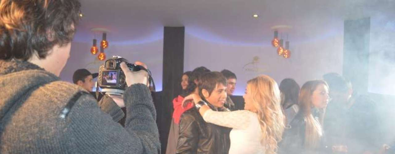 El animador del programa juvenil de Chilevisión, \