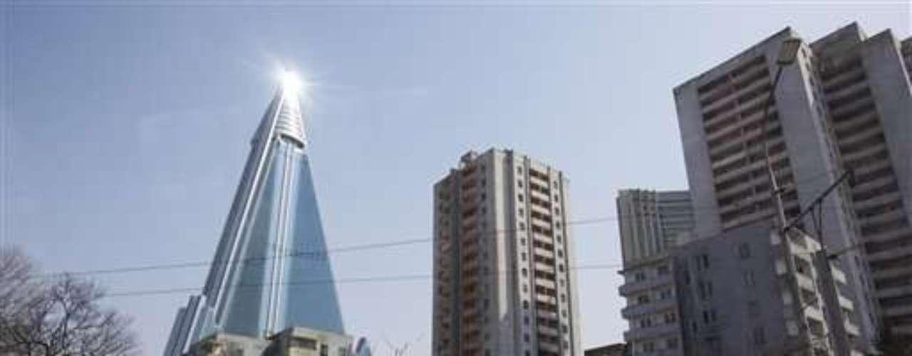 La compañía turística que publicó las imágenes afirma que el hotel se inaugurará en dos o tres años.