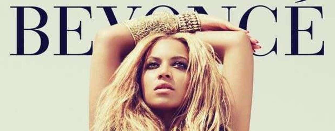 Beyoncé, aprovecha el poder de sus curvas para impulsar la venta de sus producciones, así lo dejó claro al dejar mucha piel en el aire en la portada del álbum \