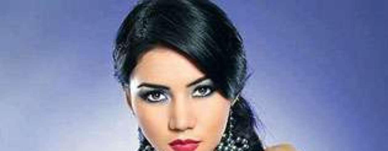 Miss Ecuador - Tatiana Loor. Tiene 20 años y mide 1,73 metros de estatura.