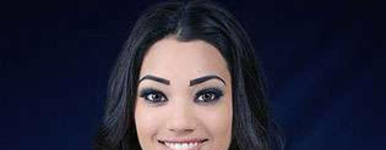 Miss Guam - Chanel Cruz Jarret. Tiene 18 años de edad y mide 1,73 metros de estatura.