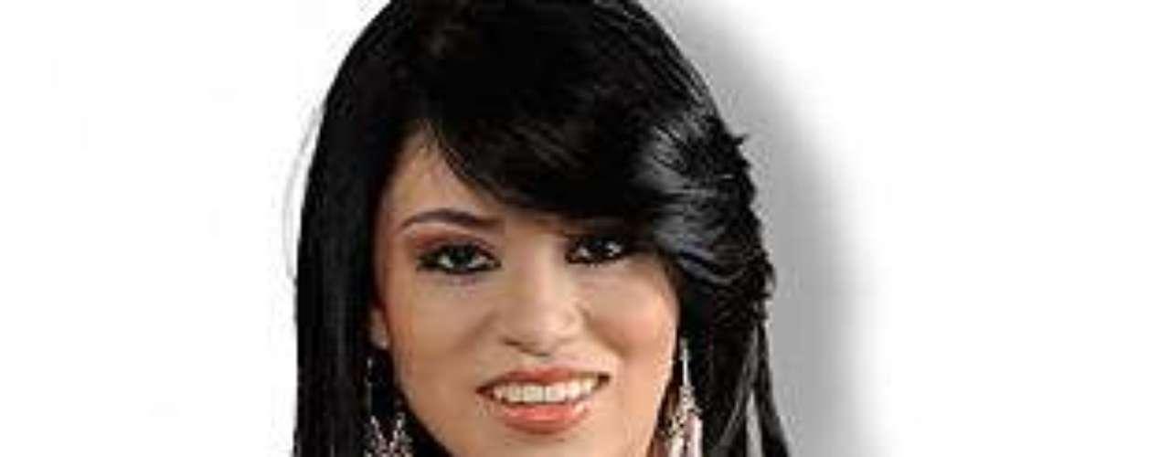 Miss Honduras - Nicole Velasquez. Tiene 21 años de edad y mide 1,76 metros de estatura.