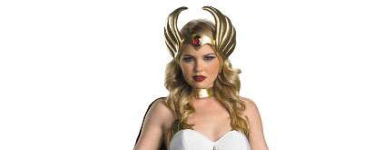 ¡Siente el poder de She-Ra!  la hermana gemela de He-Man, que es una fuerza a tener en cuenta.