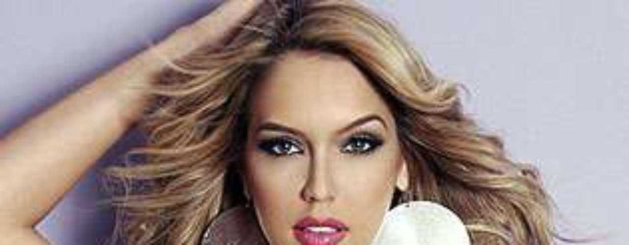 Miss Venezuela - Blanca Cristina Aljibes. Tiene 24 años de edad y mide 1.79 metros de estatura.