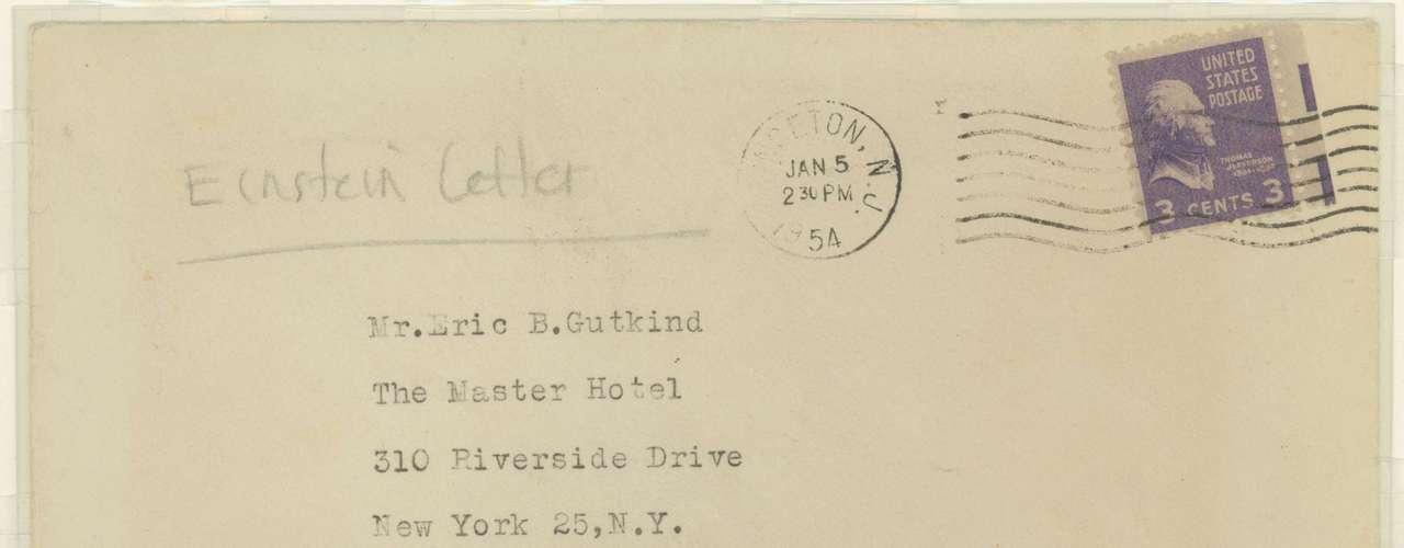 El vendedor anónimo de la carta la compró a Bloomsbury Auctions en Londres en el 2008 por 404.000 dólares. Desde entonces, la carta ha estado guardada en una cámara de temperatura controlada en una institución pública.