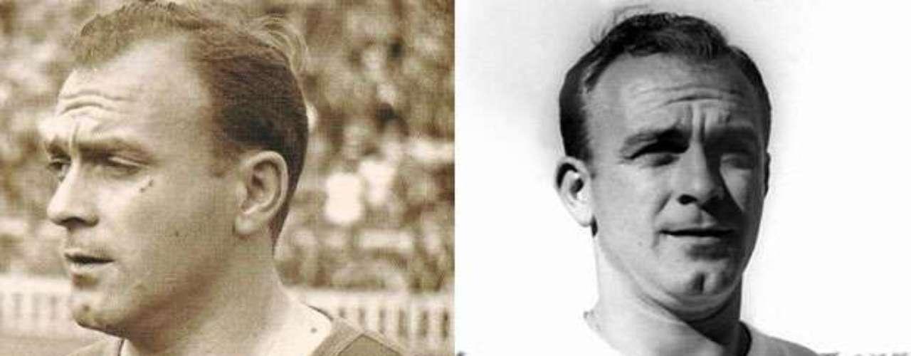 El traspaso de Alfredo Di Stéfano al balompié de la Madre Patria fue una auténtica novela entre catalanes y madridistas. En la puja por sus servicios, el argentino jugó un partido ante el Vasco da Gama con el conjunto blaugrana, aunque el Madrid lo cobijó y ambos triunfaron a la par, a tal grado que es el futbolista más emblemático en la historia de los \