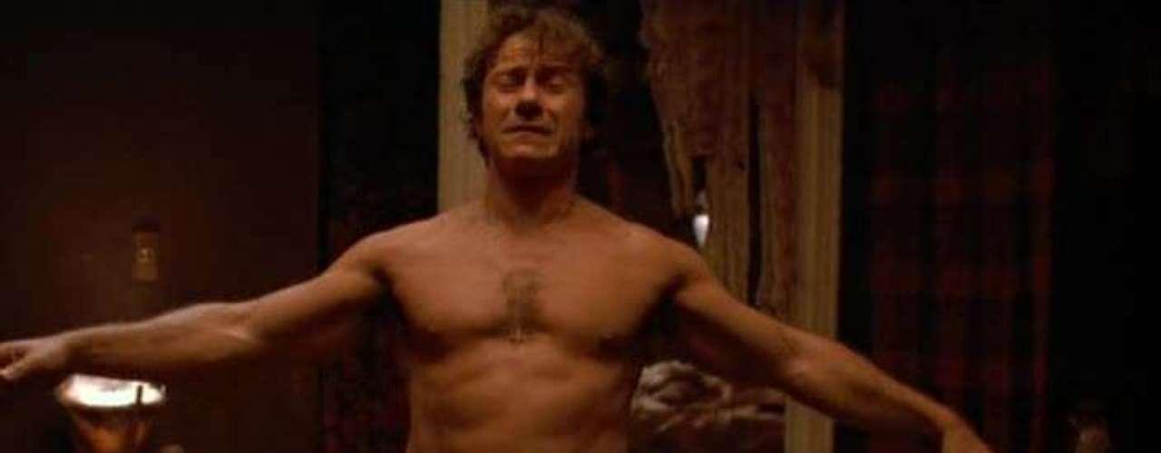 Harvey Keitel, uno de los mejores actores norteamericanos, se desnudó para el excesivo Abel Ferrara en 'Teniente Corrupto' poco antes de convertirse en oscuro objeto de deseo de Holly Hunter en 'El Piano'.