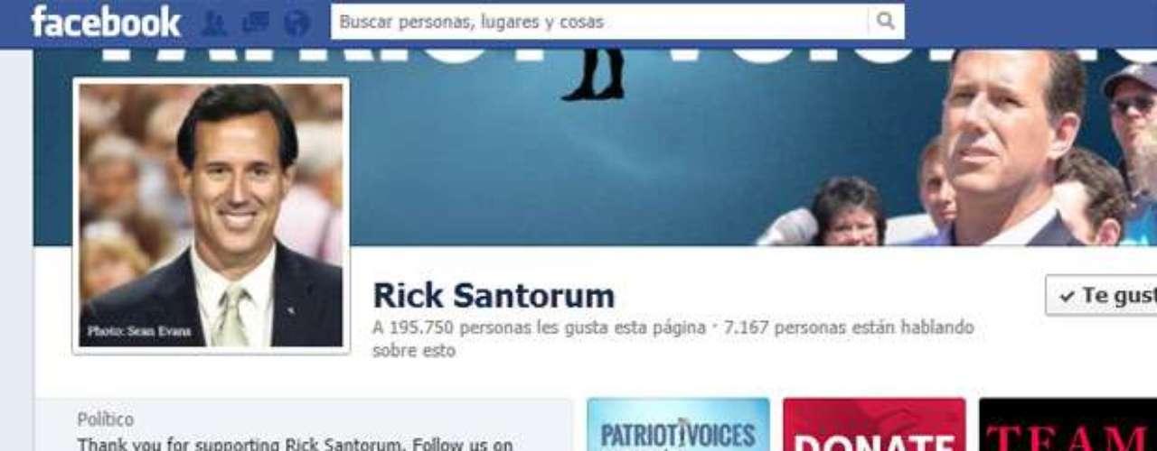 En cuanto a los políticos, el republicano Rick Santorum siguió a detalle el debate y entre sus posteos de Facebook destacó: Romney rocked it! (Romney lo sacudió). Haciendo referencia al triunfo de Romney en el primer debate presidencial.