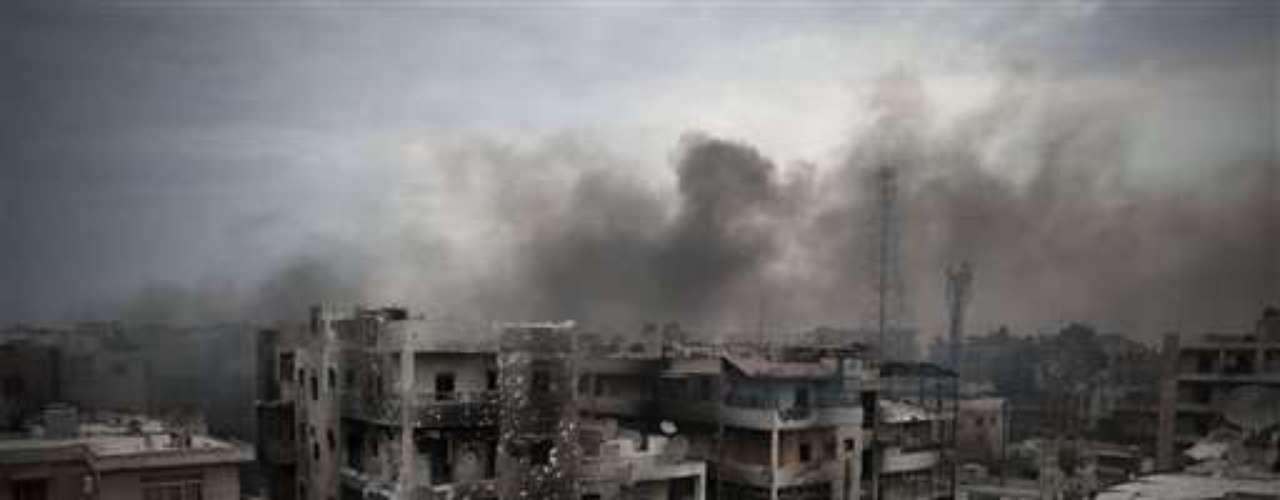 Tras meses de guerra, Alepo se ha convertido en una ciudad fantasma