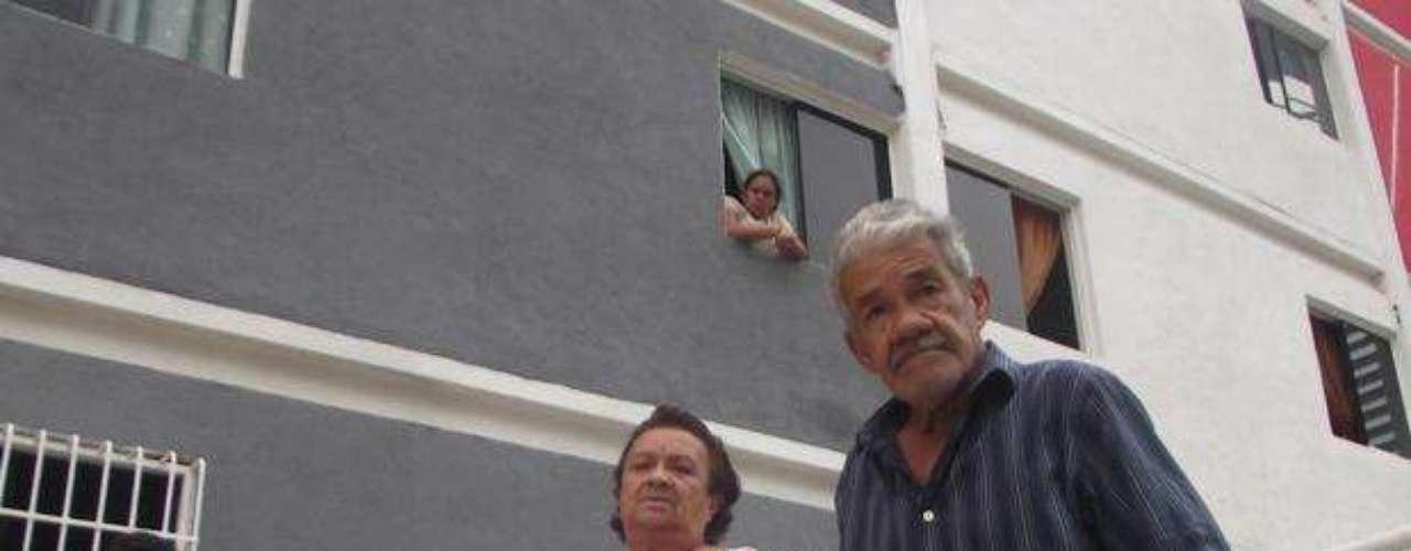 El matrimonio Nicolau Bolívar, 83 años, y Agueda Prieto, 73, fueron beneficiados por el programa habitacional.