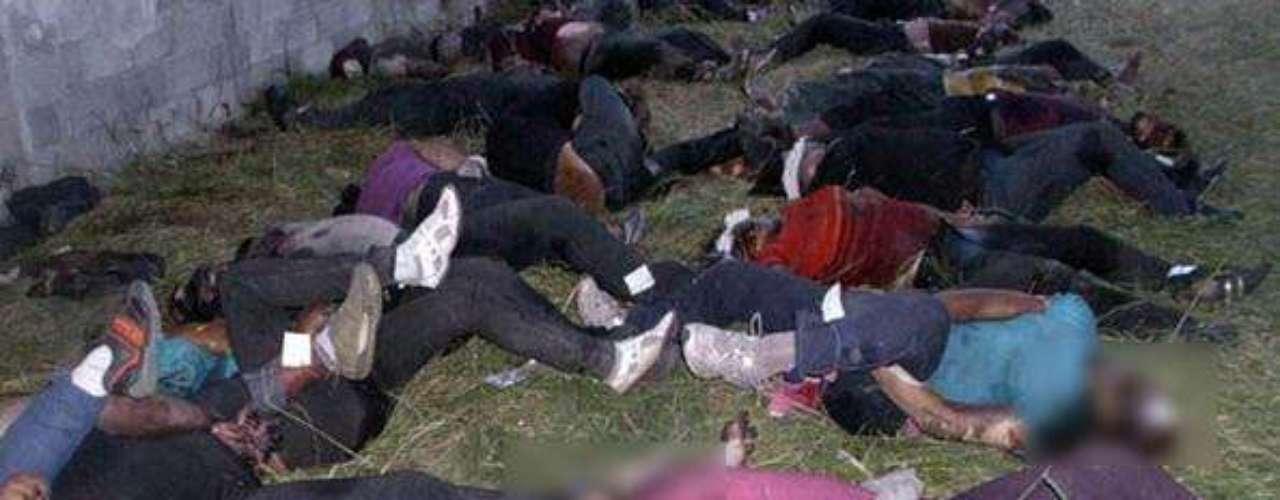 La matanza de 72 migrantes en México causó conmoción en agosto de 2010. En aquella ocasión se encontraron en Tamaulipas 72 cuerpos de personas provenientes de El Salvador, Honduras, Ecuador y Brasil.
