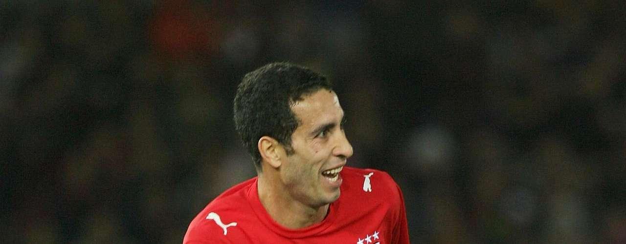 El egipcio Aboutrika es el quinto colocado, con seis goles para el Al Ahly y siete por su país.