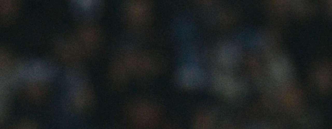 Hulk se ubicó en la posición36, con seis goles por la Selección Brasileña y uno en su nuevo club, el Zenit, de Rusia.