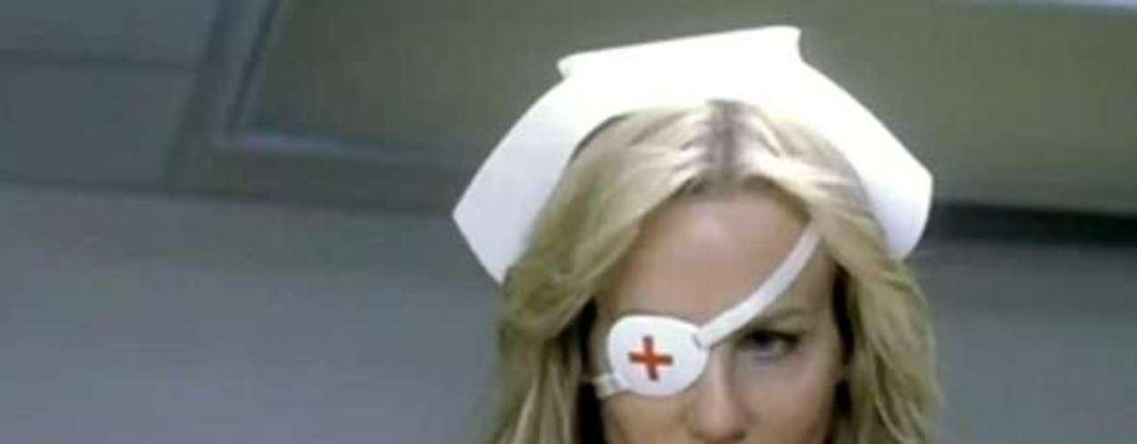 ELLE: enfermera, asesina, un peligro a la vista. El personaje de Daryl Hannah en la cinta Kill Bill 2 inspira otro nombre de terror.