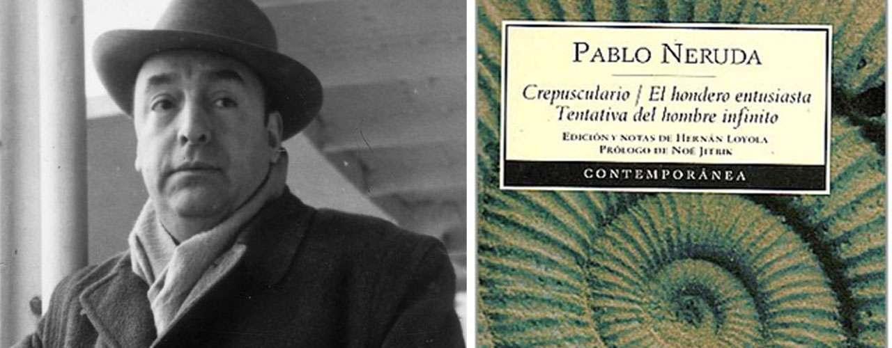 El poeta chileno Pablo Neruda lo fue también en 1971 gracias a su \