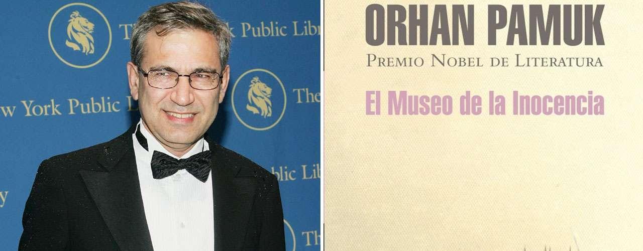 El turco Orhan Pamuk lo ganó en 2006 porque en \