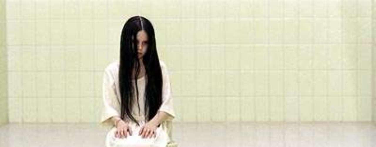 SAMARA: una niña de pelo largo, y rostro escondido que nos ha hecho temblar de miedo en 'The Ring'.