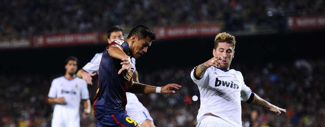 Sergio Ramos - La dureza del español a veces pasa desapercibida por jugar al lado de Pepe, pero los datos sorprenden. Actualmente es quinto en la tabla de faltas cometidas de la Liga con 18 infracciones en siete partidos.