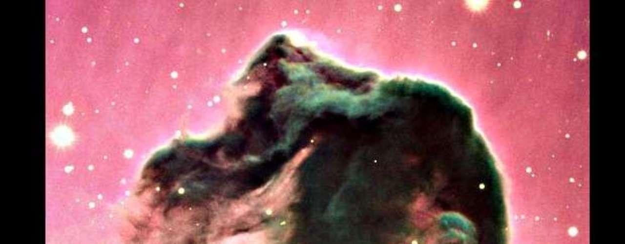 El FORS2 también compuso la imagen de la nebulosa \