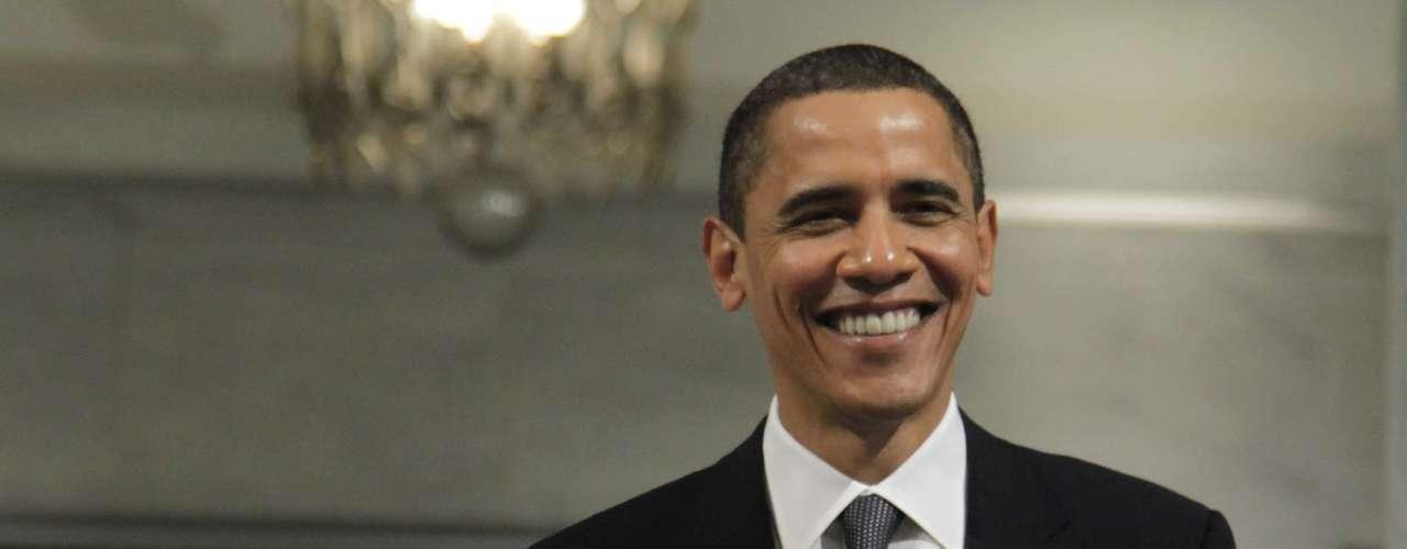 2009: Barack Obama, Estados Unidos, \