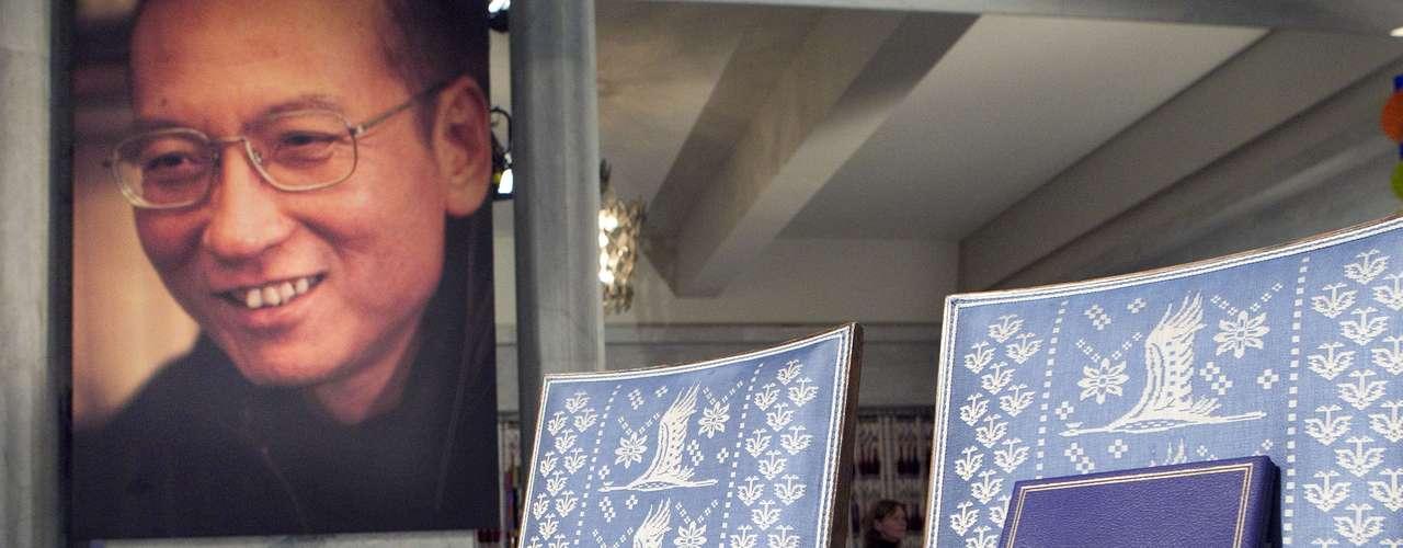 2010: Liu Xiaobo, China, \