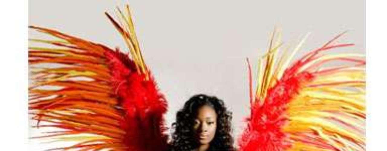 Miss Bahamas - Celeste Marshall. Es una modelo que mide 1.81 metros de estatura.