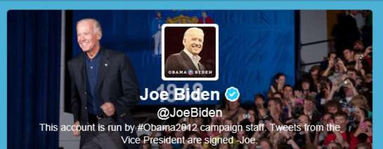 El VP Joe Biden 'tuiteó' la noche del segundo debate presidencial y halagó la participación del presidente Obama hacia los estadounidenses, y a su vez que los exhortó a salir a votar el próximo noviembre.