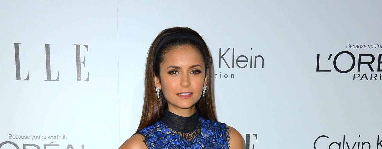 Nina Dobrev rocked the event that took place in Beverly Hills.