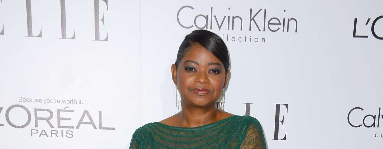 Octavia Spencer continues to wow us with her fashion choices.