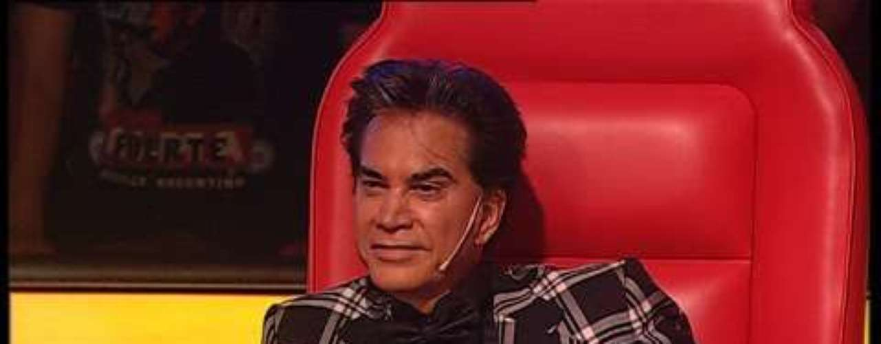 José Luis 'El Puma' Rodríguez. La trayectoria de este ícono de la música llegó a la primera versión de este reality en Argentina,  el cual se encuentra emitiéndose actualmente. 'El Puma' se convirtió en uno de los jurados más queridos por los televidentes.
