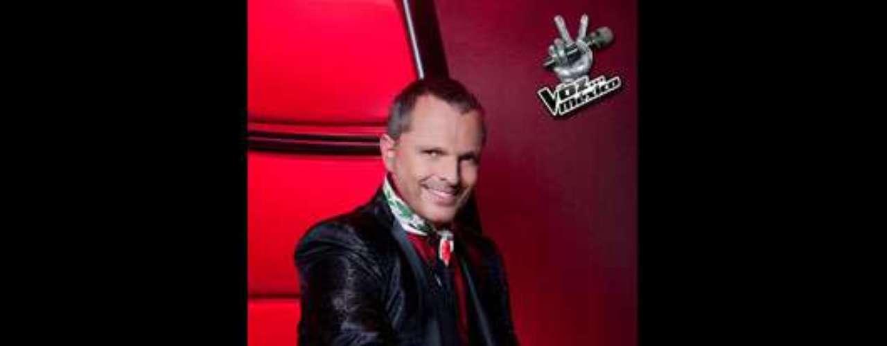 Miguel Bosé. El controvertido cantante español, con más de 35 años de trayectoria musical, es uno de los jurados más queridos en 'La Voz México', programa que lleva a cabo la segunda temporada en el país centroamericano.