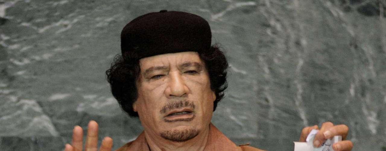 Sobre la muerte de Gadafi, la ONG señala que \