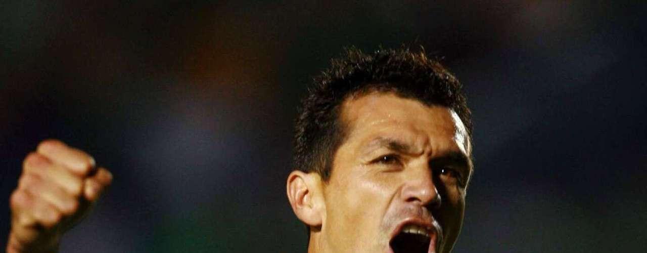 1.- Jared Borgetti es el máximo anotador en la historia de la Selección Mexicana con 46 goles, mismos que logró entre 1997 y 2008.