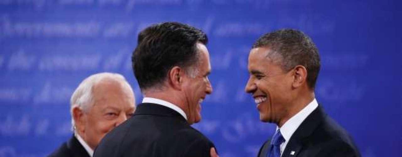 El debate comenzó con política exterior, aunque no sobre América Latina, sino sobre Medio Oriente y la amenaza terrorista. Romney y Obama comenzaron con todo, poniendo de manifiesto sus tan disímiles visiones del tema.