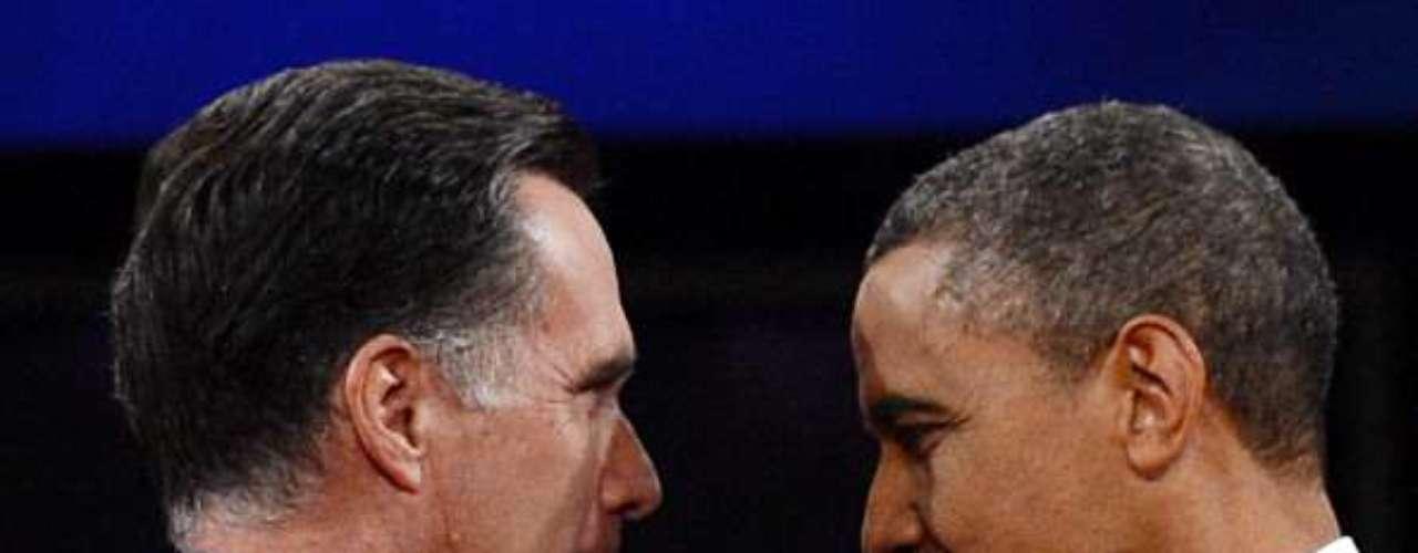Siria, Libia y Afganistán... La política exterior es el tema central del último debate presidencial. La visión de ambos candidatos es sumamente diferente a la otra.