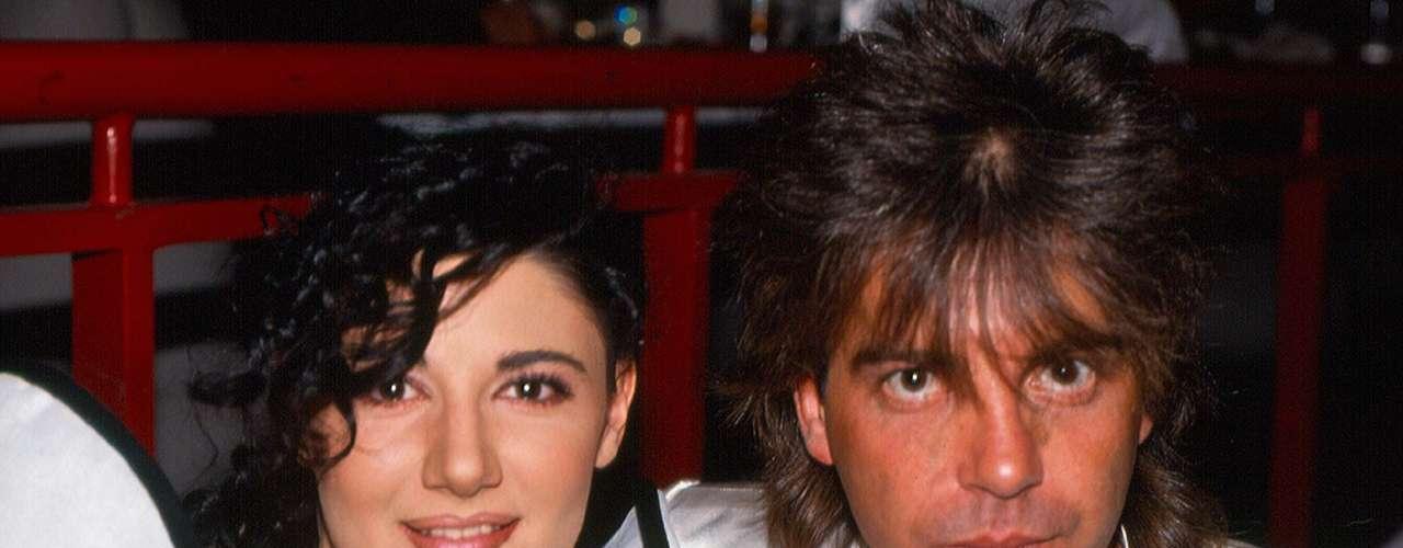 Alejandra Avalos y Fernando Ciangherotti anduvieron en 1989, cuando ambos estaban en el punto de mayor popularidad de su carrera.