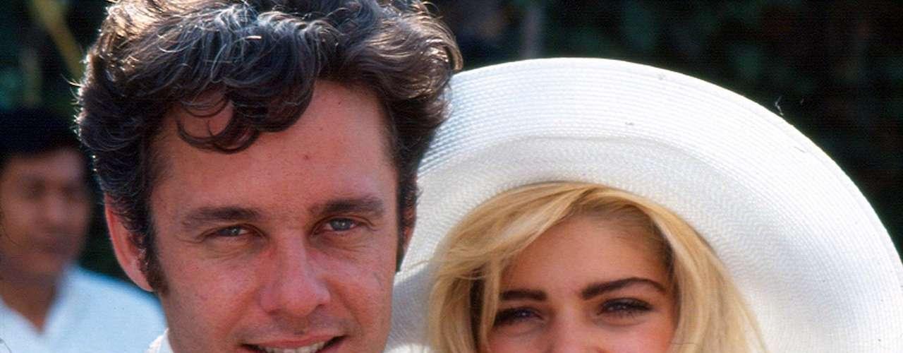 Alexis Ayala e Itatí Cantoral eran pareja en 1993, aunque ahora pocos recuerdan este romance.