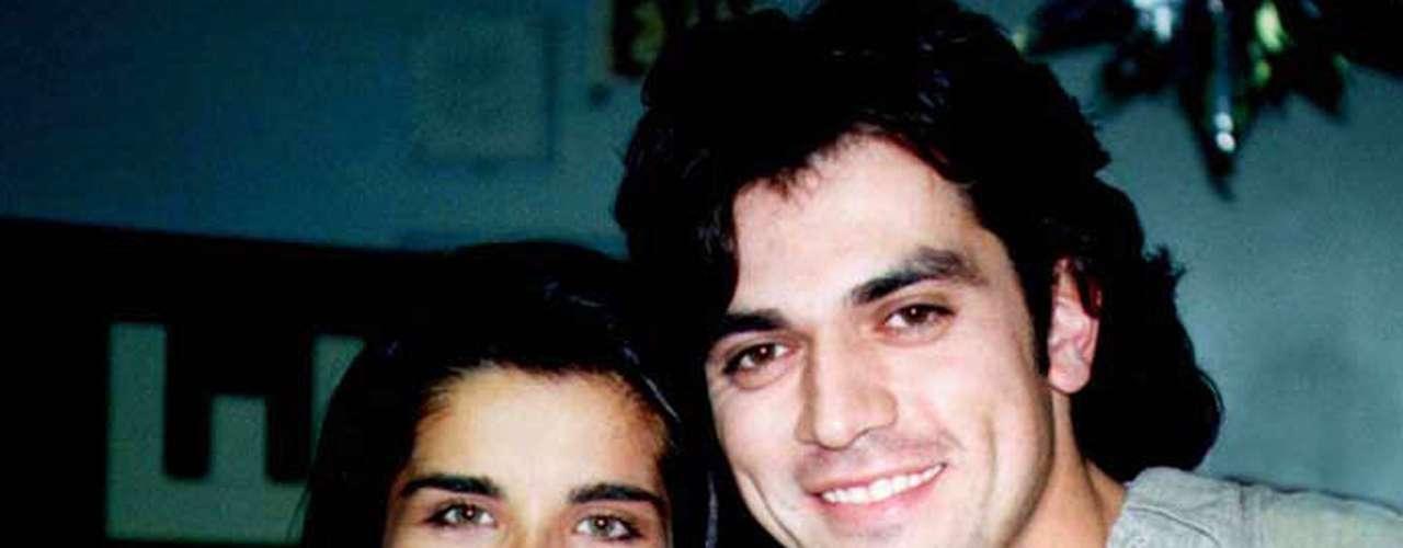 Jorge Salinas y Adriana Cataño nunca fueron una pareja oficialmente, pero procrearon una hija aún cuando el actor estaba casado con Fátima Boggio.
