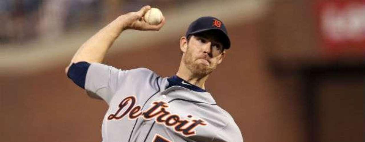 En tanto el lanzador de Tigers, Doug Fister, también hizo una buena labor en un gran duelo de pitcheo.