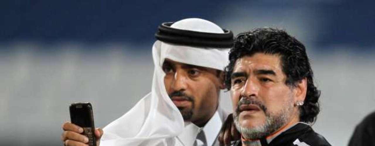 El último equipo que entrenó fue el Al Wasl, de Qatar (2011-12).