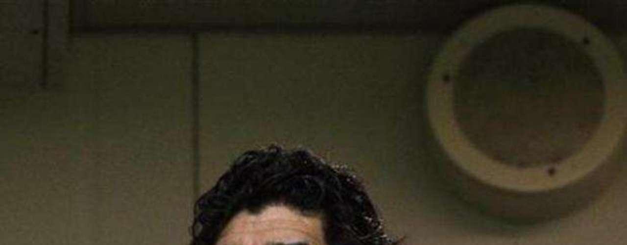 Diego Armando tuvo varios empleos relacionados a Boca: desde comentarista, hasta directivo del equipo.
