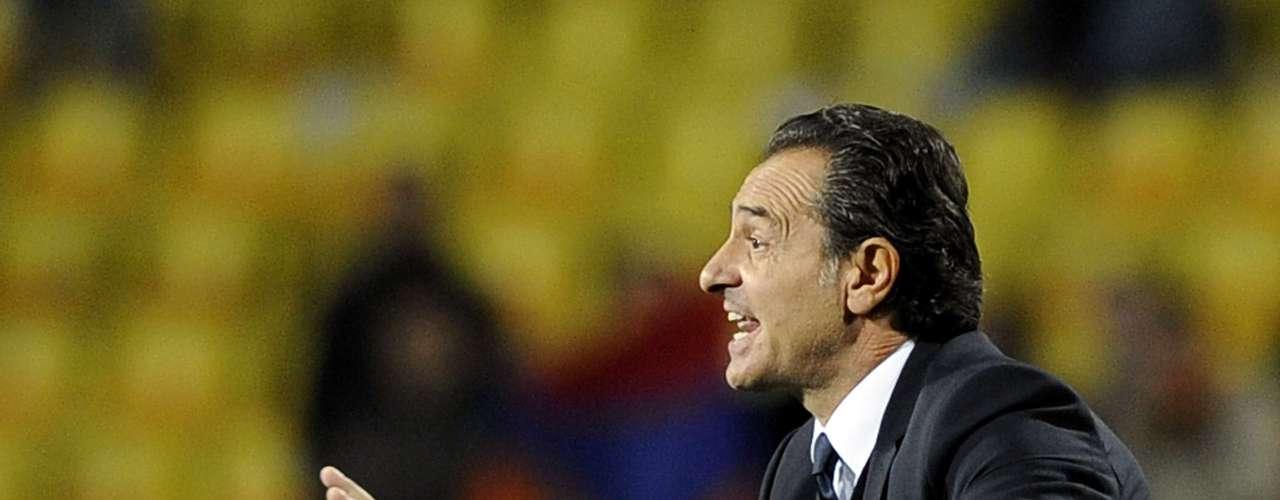 Cesare Prandelli - Italy national team (Euro 2012 runner up)