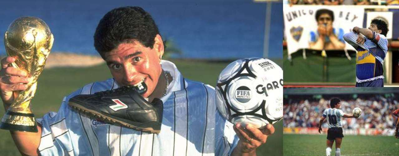 In his 52nd birthday these are the 52 phrases that defined Diego Maradona's career as well as his incidents out of the pitch.