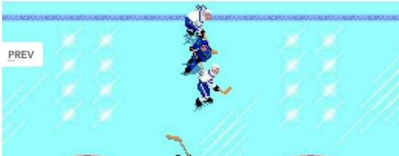 Having cornered the market on football, EA set out to conquer other sports as well. NHL Hockey was released in 1992, followed by NHLPAHockey 93, but it wasn't until 1994 that the franchise took off. NHL 94 featured the ability to shoot a one-timer, better player controls, and team-specific organ songs played before games and during intermissions.